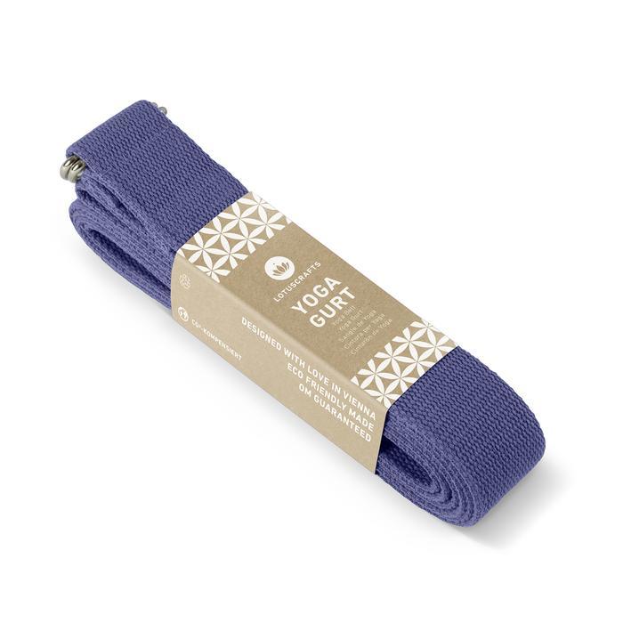 Yoga Bælte - Royal Blue